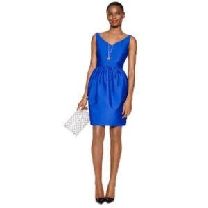 Kate Spade Cobalt Blue Cupcake Dress (size 16)